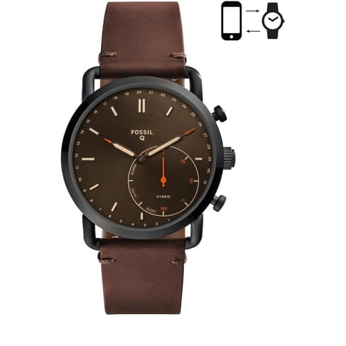 Orologio Smartwatch Fossil Q commuter - FTW1149
