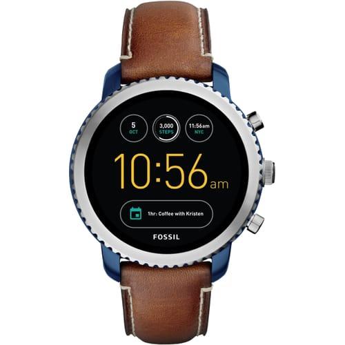 Orologio Smartwatch Fossil Q explorist - FTW4004