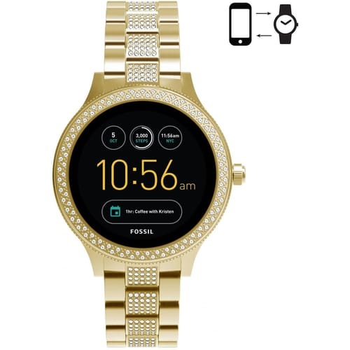 Fossil Smartwatch Q venture - FTW6001