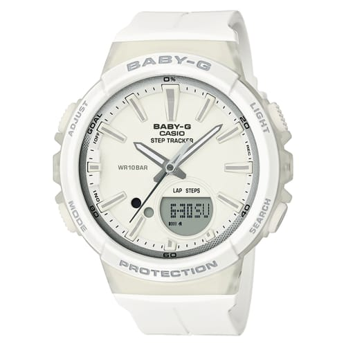 CASIO watch BABY G-SHOCK - BGS-100-7A1ER