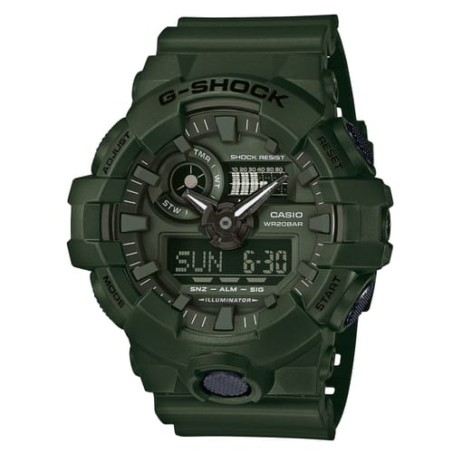 CASIO watch G-SHOCK - GA-700UC-3AER