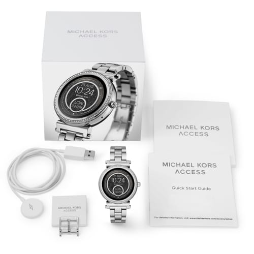 75d89f43d62d Smartwatch Watch for Female Michael Kors MKT5020 2017 Sofie