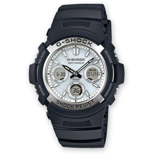 CASIO watch G-SHOCK - AWG-M100S-7AER