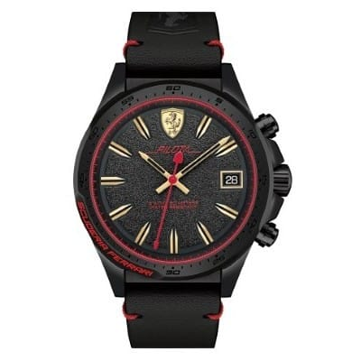 FERRARI watch PILOTA - 0830460