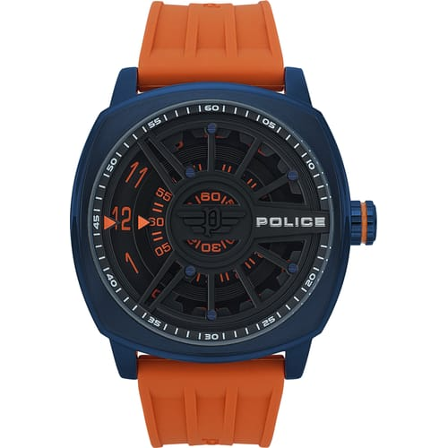 Orologio POLICE SPEED HEAD - PL.15239JSBL/02P