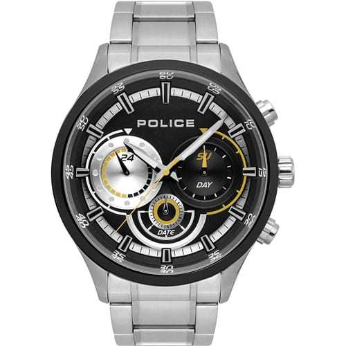 POLICE watch CONTROLLER - PL.15412JSTB/02M