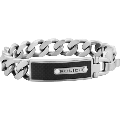 BRACCIALE POLICE GRIP - PJ.26188BSB/02-S