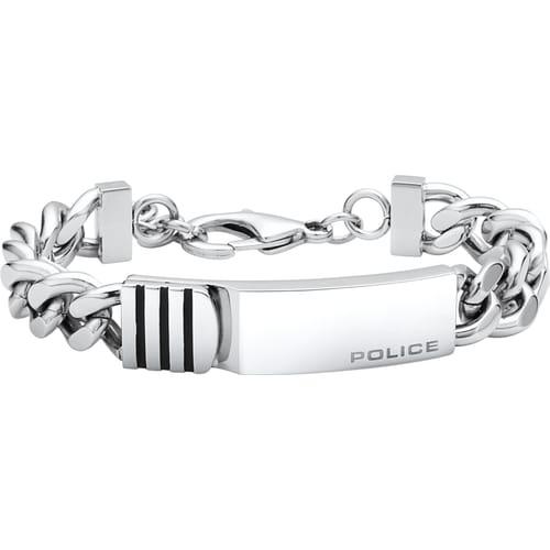 BRACCIALE POLICE LAZE - PJ.26191BSS/01