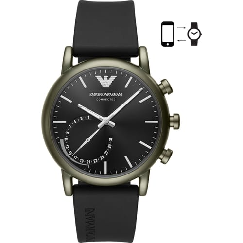 EMPORIO ARMANI SMARTWATCH EMPORIO ARMANI CONNECTED - ART3016