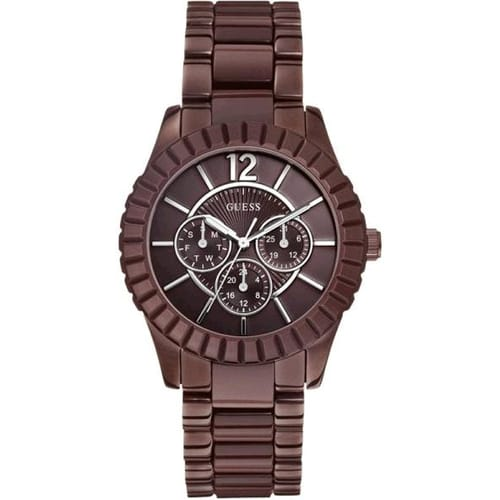 GUESS watch FACET - W0028L2