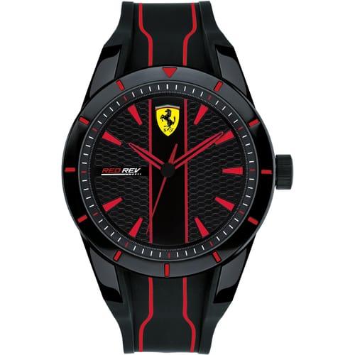 FERRARI watch REDREV - 0830481