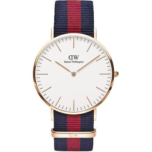 DANIEL WELLINGTON watch CLASSIC - DW00100001