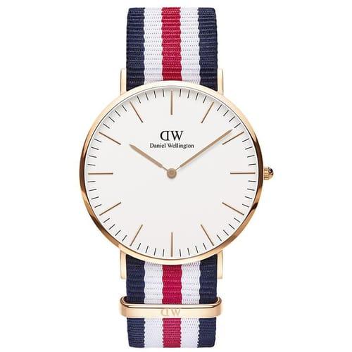 DANIEL WELLINGTON watch CLASSIC - DW00100002
