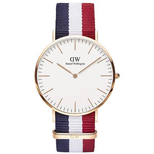 DANIEL WELLINGTON watch CLASSIC - DW00100003