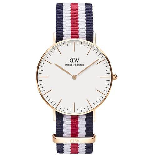 Orologio DANIEL WELLINGTON CANTERBURY - DW00100030