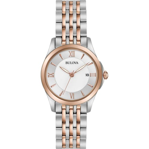 BULOVA watch DRESS - 98M125