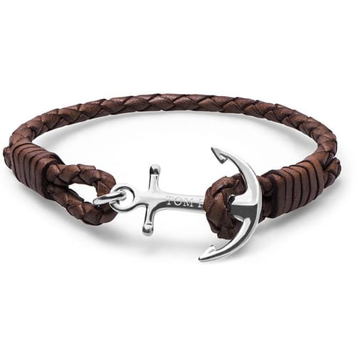 BRACCIALE TOM HOPE TOM HOPE COLLEZIONE LEATHER - TM0212