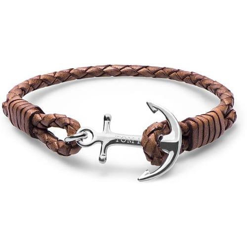 ARM RING TOM HOPE LEATHER - TM0222