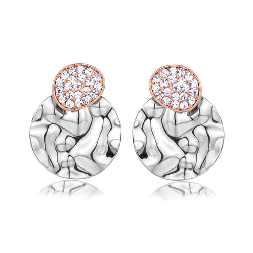 EARRINGS LUCA BARRA BRILLIANT - OK893