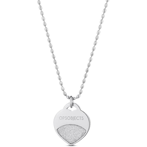 NECKLACE OPS OPS!GLITTER - SCL-350