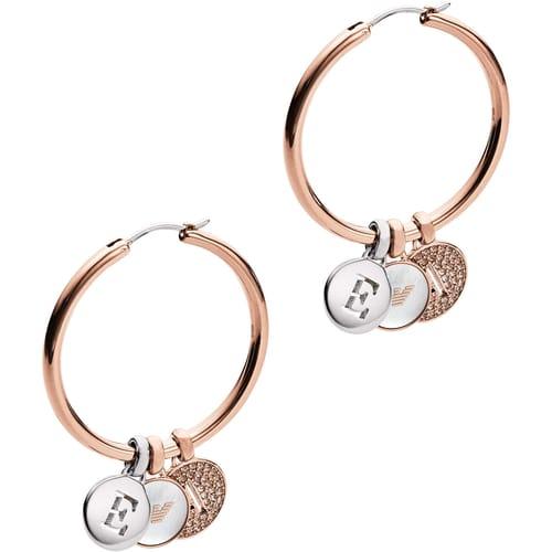 be4f64d1c Earring for Female Emporio Armani EGS2489221 2018 Signature
