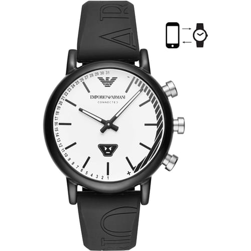 EMPORIO ARMANI watch LUIGI - ART3022