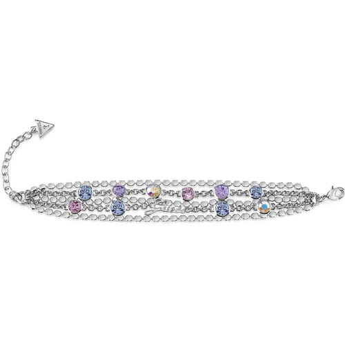BRACCIALE GUESS CRYSTAL BEAUTY - UBB84133-S