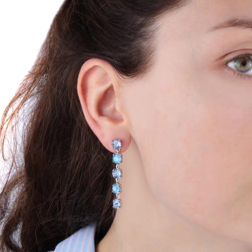 ORECCHINI BLUESPIRIT DIVINA - P.25M301001500