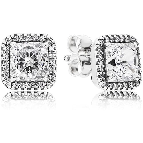 EARRINGS PANDORA CLASSIC - 290591CZ