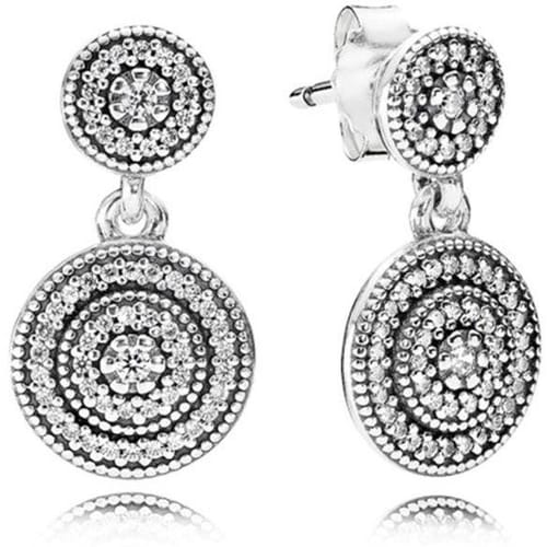 EARRINGS PANDORA CLASSIC - 290688CZ