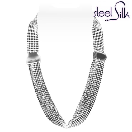 NECKLACE BREIL STEEL SILK - TJ1268