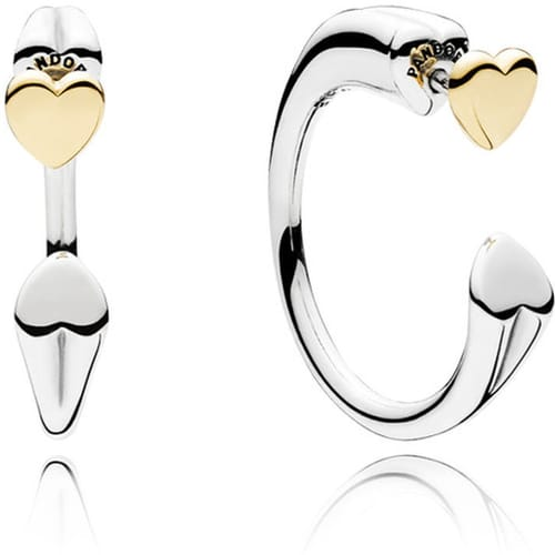 PANDORA I LOVE YOU EARRING - 296576