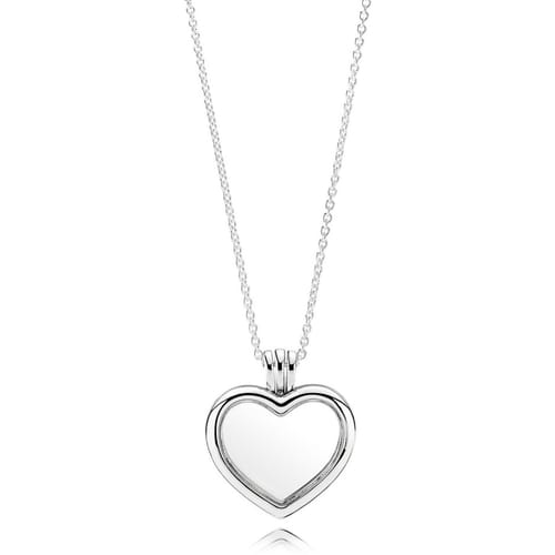 PANDORA PETITE MEMORIES NECKLACE - 590544-60