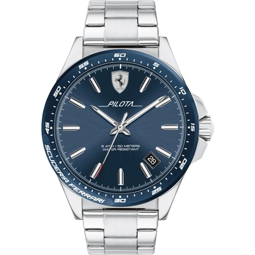 FERRARI watch PILOTA - 0830527
