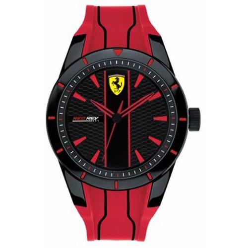 FERRARI watch REDREV - 0830539
