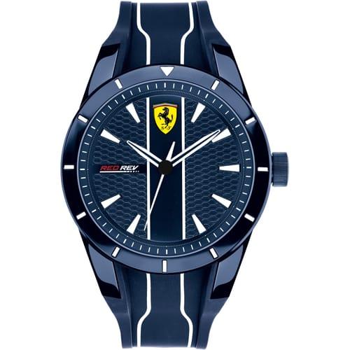 SCUDERIA FERRARI watch REDREV - 0830541