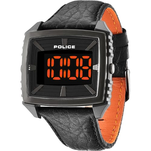 POLICE watch COUNTDOWN - PL.13890JPBU/02