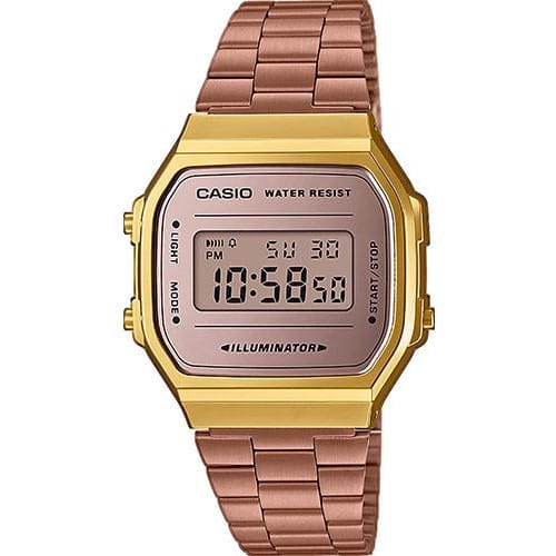 CASIO watch COLLECTION - A168WECM-5EF