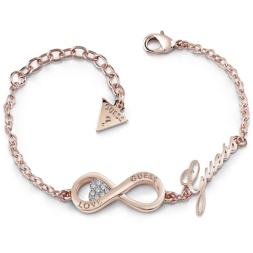 ARM RING GUESS ENDLESS LOVE - UBB85066-S