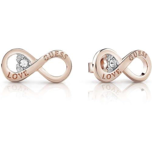 ORECCHINI GUESS ENDLESS LOVE - UBE85011