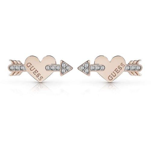 EARRINGS GUESS CUPID - UBE85032