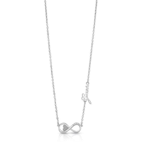 NECKLACE GUESS ENDLESS LOVE - UBN85012