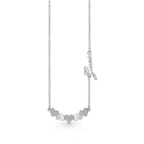 COLLANA GUESS HEART BOUQUET - UBN85044