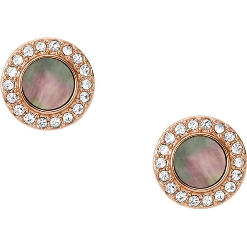 EARRINGS FOSSIL CLASSICS - JF02949791