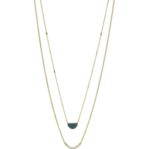 NECKLACE FOSSIL FASHION - JF02947710