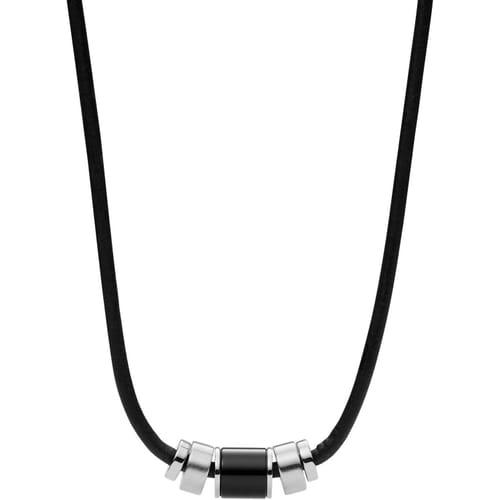 NECKLACE FOSSIL MEN'S DRESS - JF02926040