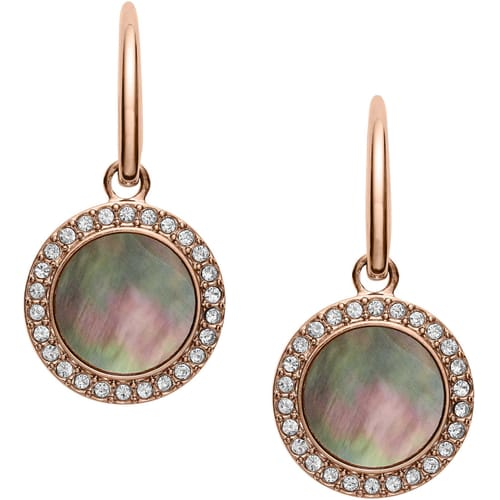 EARRINGS FOSSIL CLASSICS - JF02950791