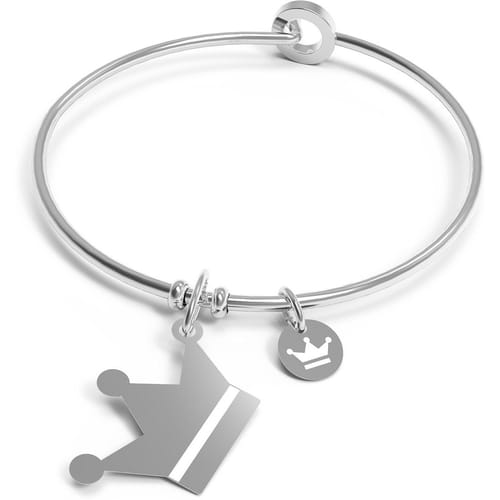 BRACCIALE 10 BUONI PROPOSITI BANGLE ICON - B5009