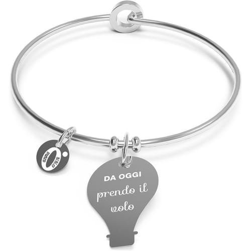 BRACCIALE 10 BUONI PROPOSITI BANGLE ICON - B5030