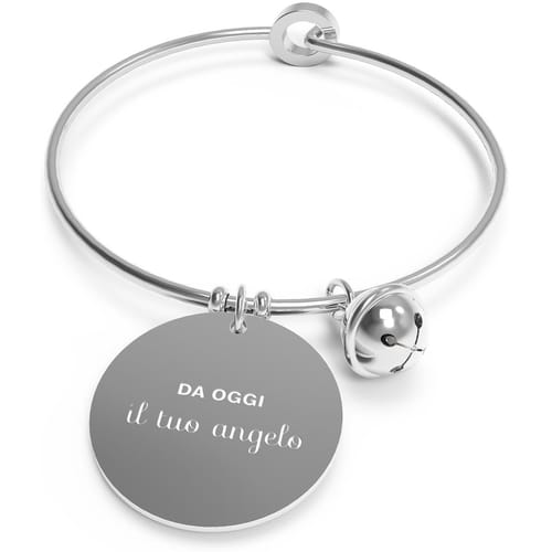 BRACCIALE 10 BUONI PROPOSITI BANGLE ICON - B5039